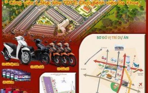 Đất Nền KDC Nam Long TAT