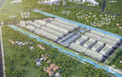 Đất nền khu Đô thị Lago Centro Bến Lức Long An giá chỉ từ 10 triệu/m2 !!!!