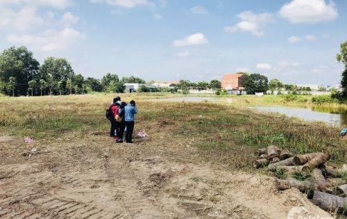 Đất nền giáp chợ Bình Cháh giaá rẻ, thanh toán 30% nhận nền ngay.