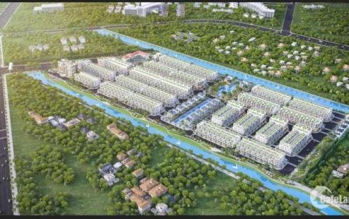 Đầu tư sinh lời ngay với dự án siêu hot Lago Centro tại Bến Lức, Long An