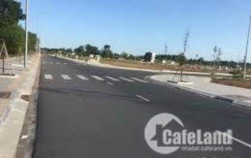Bán đất ngay KCN Phúc Long tại khu phố 9, thuộc thị trấn Bến Lức, ngay QL1A đi vào, sổ hồng riêng