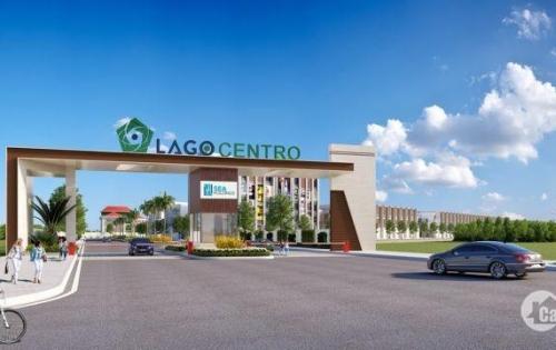 Dự án đất nền sổ đỏ Lago Centro mặt tiền tỉnh lộ 830 giá chỉ 735 triệu