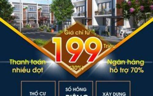 Đặt chỗ KDC mới Hố Nai cách QL 1A chỉ 700m, chỉ 6,7tr/m2 Ngân hàng hỗ trợ 70%, SHR ( 0933451886 )