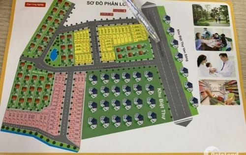 Kẹt tiền bán đất ngay trạm thu phí Hóa An, giá 499tr, 5x20. pháp lý rõ ràng