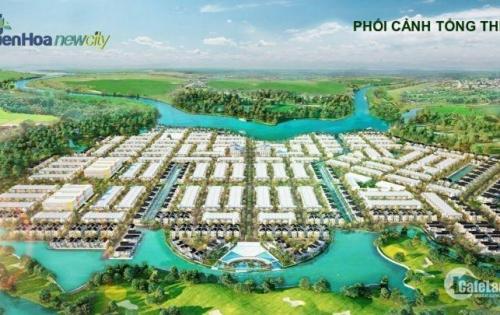 Biên Hòa New City tọa lạc trong quần thể sân Golf Long Thành vị trí đắc địa giá rẻ nhất trong các dự án lân cận