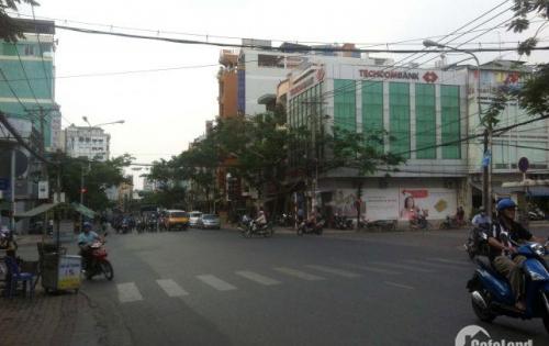 Bán đất xây căn hộ dịch vụ Điện Biên Phủ quận Bình Thạnh DTCN 320m2 giá 35 tỷ .