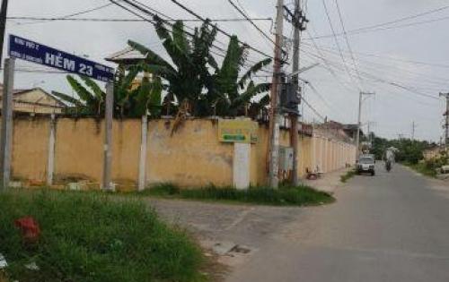 Bán nền đường số 4 KDC Hồng Phát Khu B