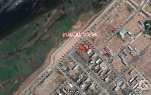 Bán lô biệt thự gần cầu Nguyễn Tri Phương B1.65 nằm trên đại lộ Trung Lương đối diện bến du thuyền