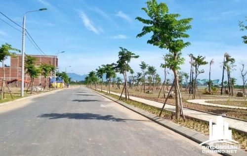Bán đất Nam Nguyễn Tri Phương B1.100 giá rẻ nhất thị trường, lô kẹp cống sát góc, gần ngã tư lớn