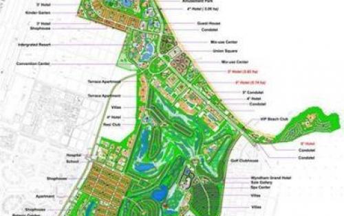 Tin sau Paragrus- nhà phố view golf, sát biển và liền kề sân bay Cam Ranh