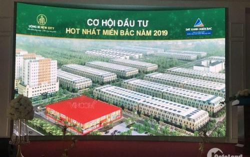 Mở bán đất nền - Có Sổ Đỏ KĐT Uông Bí. Ngay tại Vincom, trung tâm TP