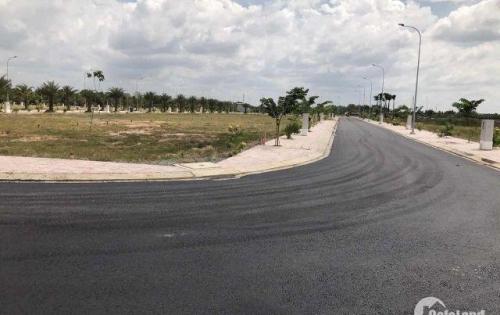 Đất nền liền kề KCN Thành Hưng 420tr/nền, MT đường 35m SHR, SHR LH:0903341321.