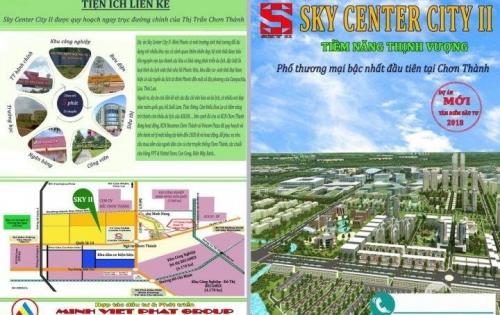 Đất Dự Án Chơn Thành Bình Phước giá rẻ vị trí trung tâm Chơn Thành