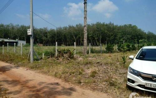 Bán Đất Minh Tân – Dầu Tiếng – Bình  Dương  Giá  rẻ  ( 570tr /Nền )