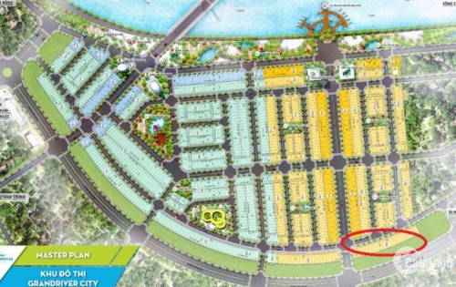 7 lô dự án gần đất KCN, 135m2, đất Điện Nam Trung, Điện Bàn, QN