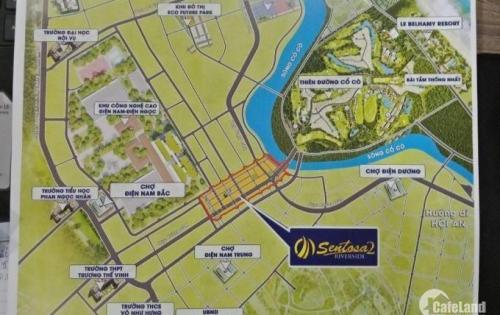 Đầu tư sinh lời nhanh chóng cùng dự án Sentosa Riverside 2