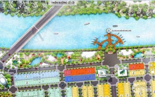 Block đất nền và biệt thự view sông giá rẻ từ chủ đầu tư
