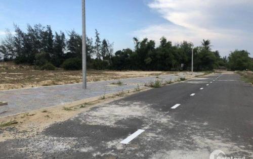 Bán đất khu dân cư mới Thôn 1 Điện Dương hơn 100 m2, sổ đỏ riêng, view sông Cổ Cò
