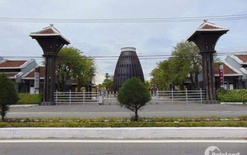Bán đất mặt tiền đường lạc long quân gần bãi tắm Hà My hội an - đà nẵng