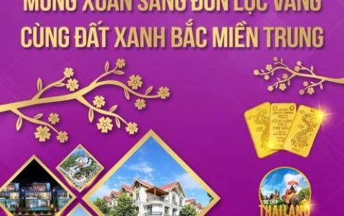 Tết con Hợi – Phải Lợi mới mua, ghé ngay Phú Hải, 10tr/m2
