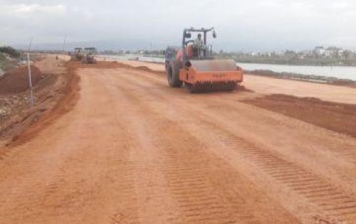 Bán đất nền kinh doanh 2 mặt tiền đường 13 m Phú Hải