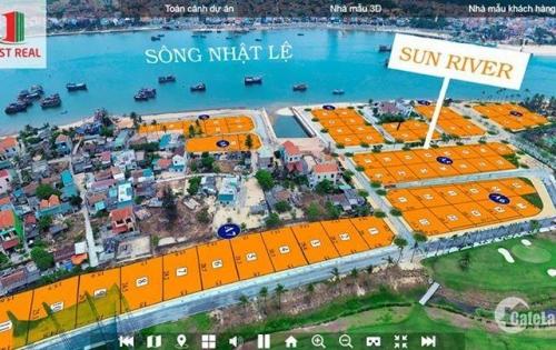 Đất vàng nằm trong Sun Spa Resort