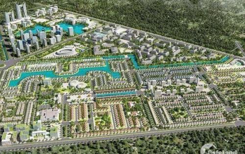 Đất Nền Long An - Everde City - Có Sổ Đỏ - Giá 17,5tr/m2