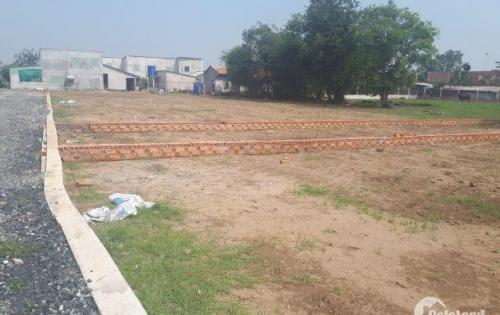 Chính chủ cần bán gấp lô đất đẹp ngay trung tâm huyện Đức Hòa, SHR