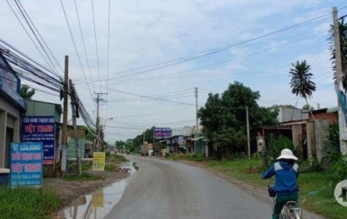 Đất thổ cư chính chủ cần bán, 5x37, ngay chợ mỹ hạnh nam, giá 850tr.