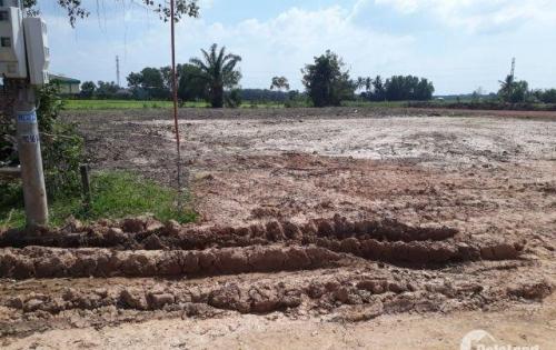Đất để ở, đầu tư, kinh doang xây trọ,nhà nghỉ giá chỉ 300 triệu.Ngay trung tâm Gò Dầu, Tây Ninh