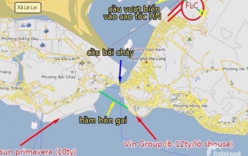 Bán đất nền dự án FLC HÀ Khánh - HẠ Long. 0899.277.477