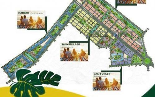 DỰ ÁN FLC Tropical city Hạ Long. 12 triệu/m2