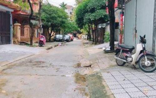 Bán đất mặt tiền đường Nguyễn Đức Cảnh – kqh Kiểm Huệ - p. An Đông – TP Huế.