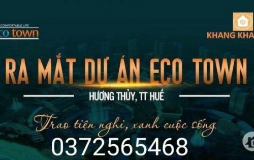 Dự án Eco Town nâng cao đời sống của bạn