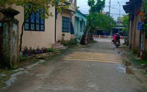 Bán 100m2 đất mặt tiền Lý Đạo Thành trung tâm Phú Bài - 0856750075