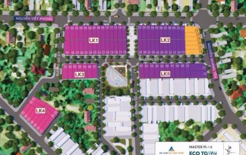 Mở bán Eco Town, dự án đẹp nhất Huế hiện nay với nhiều ưu đãi hấp dẫn