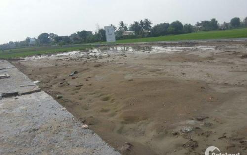 Bán đất nền mặt tiền đường Phan Văn Hớn,  giá 427 tr/nền, LH 0931099383