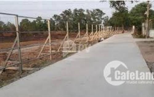 Bán  đất MT đường Nguyễn Văn Linh , thổ cư 100%, SHR.
