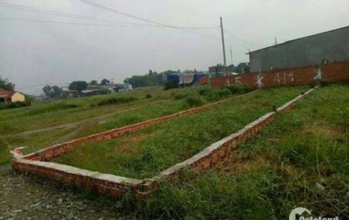 Sở hữu lô đất vị trí đẹp, 2 mặt tiền đường kênh TW