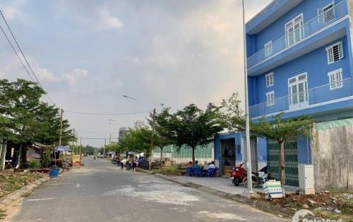 Đất trung tâm Bình Chánh tiện kinh doanh cho thuê , 100m2 SHR