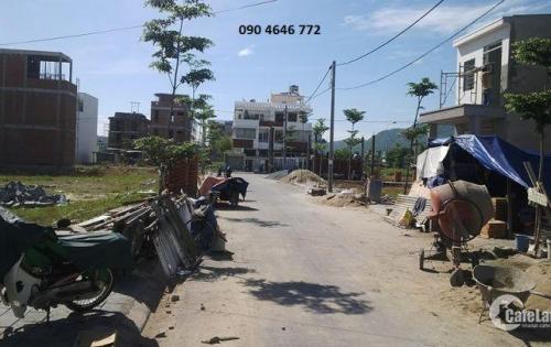 Bán gấp nền đất 100m2 thổ cư nằm trong khu dân cư gần cầu vượt củ chi