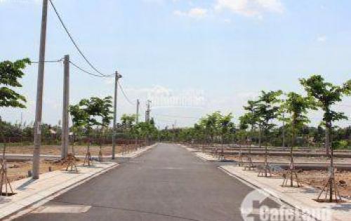 Đất ngay KDC VIP Kim Phong trung tâm huyện Củ Chi nằm trên trục đường Võ Văn