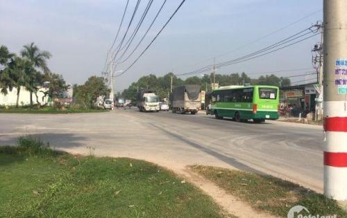 Bán nhanh thu hồi vốn đất tại huyện Củ Chi - tỉnh lộ 8 165m2 SHR