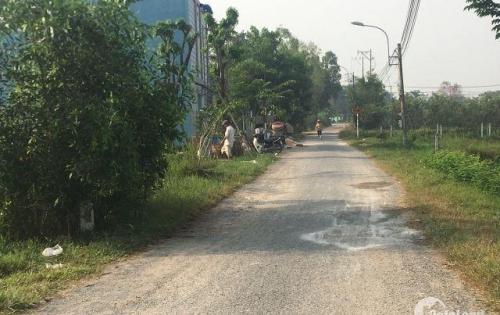 Đất mặt tiền đường Tỉnh lộ 8 Củ Chi - đối diện KCN Đông nam – 165m2