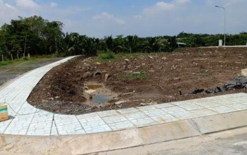 bán đất củ chi 250 Triệu = 125m2 KCN Phước Đông