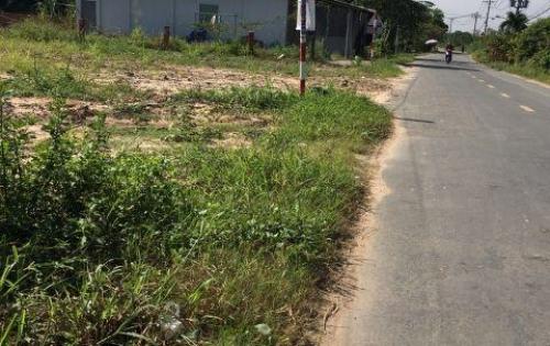 Bán đất Sông Lu, Hoà Phú, Củ chi.gần phim trường HTV.125m2.SHR