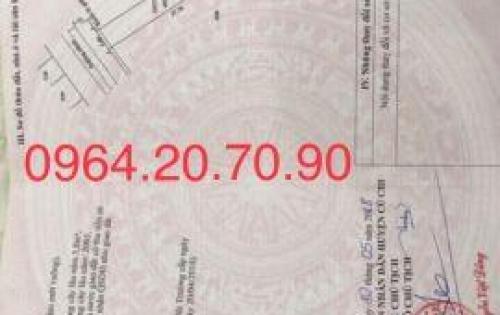 Bán gấp 2 lô chính chủ mặt tiền Tỉnh Lộ 8 đã có sổ riêng, 189m2, 1 tỷ 4
