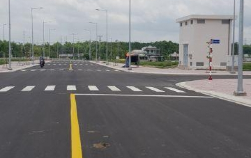 Cần bán gấp cặp nền diện tích 80m2 sổ hồng riêng mặt tiền đường Võ Văn Bích giá chỉ 14tr/m2