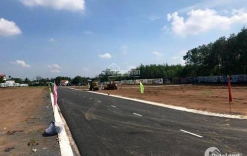 Cần bán gấp cặp nền diện tích 80m2 sổ hồng riêng mặt tiền đường Võ Văn Bích giá chỉ 14tr/m2.