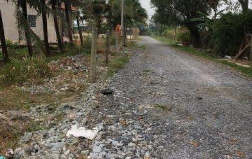 Bán lô đất DT lớn, 2 mặt tiền xã Trung Lập Hạ, tiện KD, xây cho thuê